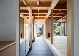 Japanese Home Interior Design by Traditional Japanese Elements Meet Modern Design At The Cocoon House
