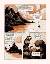 graphic novel resources bera the one headed troll