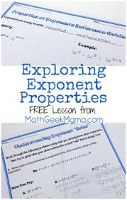 building exponents squares cubes and roots roots worksheets