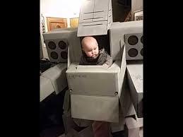 Robot Costume Halloween Mech Warrior Costume Halloween 2015