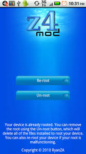 z4root apk gingerbread powercram how to remove city id and other crapware from droid x