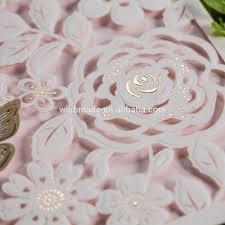 3d Invitation Card Wrap Design Laser Cut Wedding Birthday Invitation Card With 3d