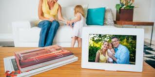 modern photo album photospring a modern family photo album geekdad