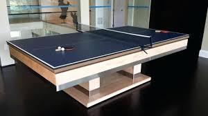 home ping pong table pool table ping pong table pool design