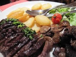cuisine sud ouest duck steak the dish picture of au petit sud ouest