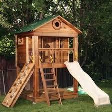 Backyard Play Houses by 9 Diy Kids U0027 Playhouses We Love Play Houses Outdoor Play And