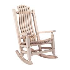 Unfinished Wood Rocking Chair Outdoor Rocking Chairs Nutshell Stores Free Shipping Everyday