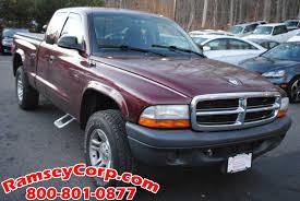 Dodge Dakota Truck Gas Mileage - used 2003 dodge dakota for sale west milford nj