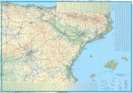 San Sebastian Spain Map by Maps For Travel City Maps Road Maps Guides Globes Topographic