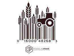 Barcode Designs For Cheerios Cereal Redesign Barcode Illustrator Douglas Phan