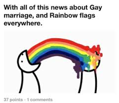 Gay Seal Meme Images - the lovewins weekend on 9gag wishcrys