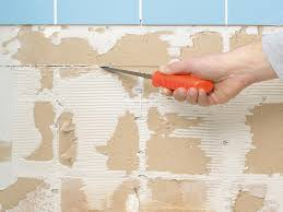 How To Regrout Bathroom Tile Repairing A Damaged Tile Shower Cubicle Diy