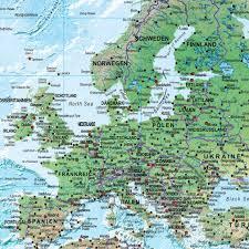 Foggia Italy Map Decomonkey 120x80 Cm Politische Weltkarte Deutsch Pinnwand