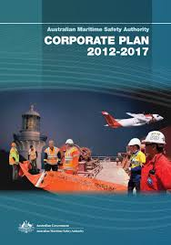 corporate plans australian maritime safety authority amsa