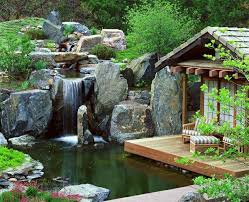creating a garden pond u2013 pictures and ideas for creative