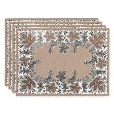 buy quilted placemats from bed bath beyond