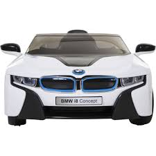 bmw concept i8 bmw i8 concept car 6 volt battery powered ride on walmart com