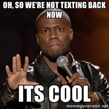 Not Texting Back Memes - the wait is over message extensions now available clix marketing
