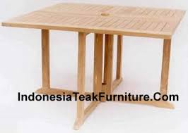 Folding Wooden Garden Table Wood Folding Table Rectangular Garden Furniture