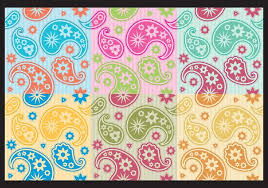 paisley pattern vector paisley free vector art 20175 free downloads