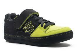 leather bike shoes five ten hellcat clipless mountain biking shoe black lime