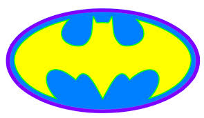 batman logo clip art clker vector clip art