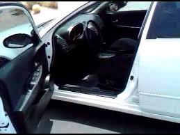 Nissan Altima Black Interior 2003 Nissan Altima Youtube