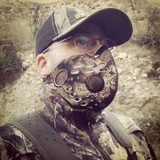 rz mask the socal bowhunter product review rz mask