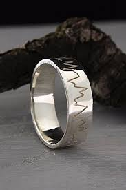 titanium mens wedding band mens wedding bands for a stylish look oh so