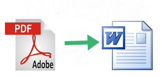 Pdf To Word How To Convert Pdf To Word Document Without Any Software Techgleam