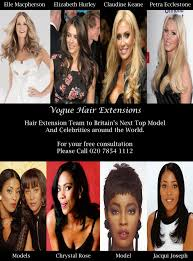 Top Model Hair Extensions by Beauty Consultant U0026 Hair Extensionist Glenda Clarke U2013 Music