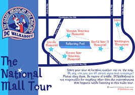 Map Of Washington Dc Monuments by National Mall Tour Dc Walking Tours Dc Walkabout