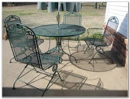 amazing plantation wrought iron patio furniture with interior home