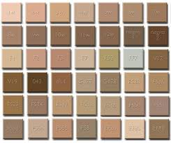 kryolan tv paint stick foundation review shade selection and