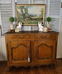 antique french country buffet sideboard server provence simplicity