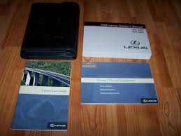 2006 lexus gs 430 gs 300 owners manual original lexus amazon com