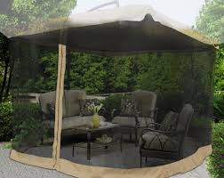 Galtech Replacement Canopy by Patio U0026 Pergola 10ft Arch Straw Wonderful 9 Ft Patio Umbrella