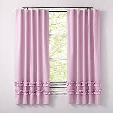 How To Make Ruffled Curtains Kids Curtains Bedroom U0026 Nursery The Land Of Nod