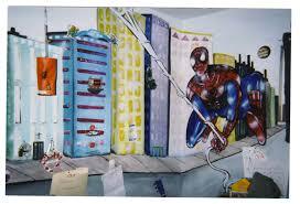 Spiderman Wallpaper For Bedroom Bedroom Bedroom Kids Room Awesome Superhero Bedding For Boys