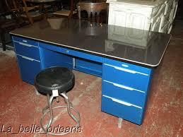 vintage desk for sale incredible french vintage industrial strafor steel desk with regard
