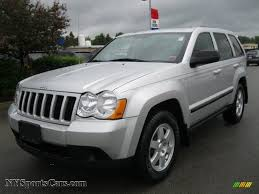 silver jeep grand cherokee 2004 2008 jeep grand cherokee laredo 4x4 in bright silver metallic