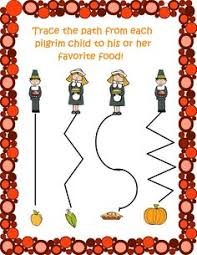 tracing lines thanksgiving worksheets thanksgiving and montessori