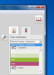 color planner download