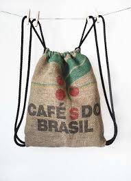 best 25 burlap coffee bags ideas on pinterest coffee sacks