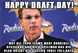 Draft Day Meme - skol vikings meme on imgur