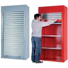 Roll Door Cabinet Roll Door Cabinet Rootsrocks Club