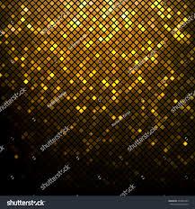 shining golden disco mosaic background stock vector 294097205