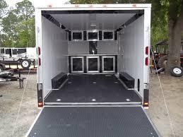 trailer garage best trailers 2015 bendron toy hauler custom pictures macon