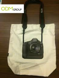 Bag Design Ideas Promotional Idea U2013 U201ccamera U201d Tote Bag Promotional Bags
