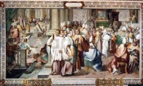 Council Of Constantinople 553 Sixth Ecumenical Council The Third Council Of Constantinople